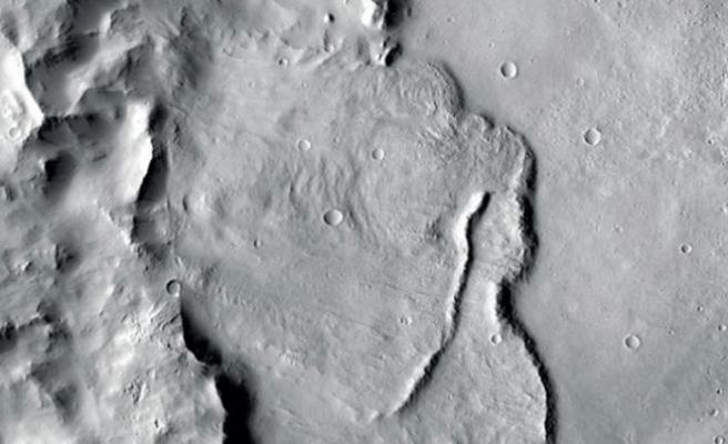 Mars'ta büyük keşif... İzler bulundu
