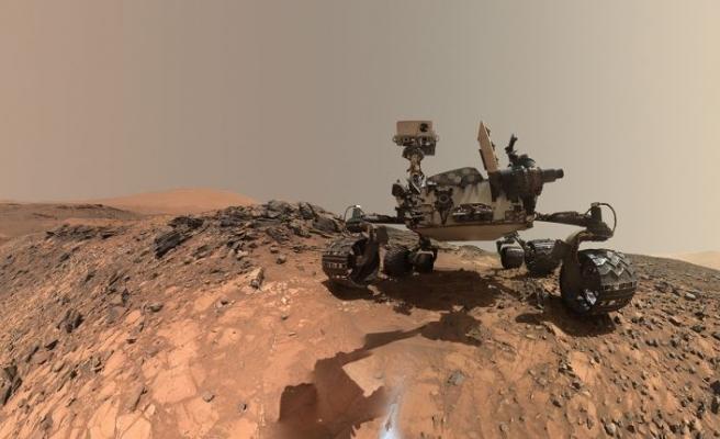 Mars'ta hayat izleri!