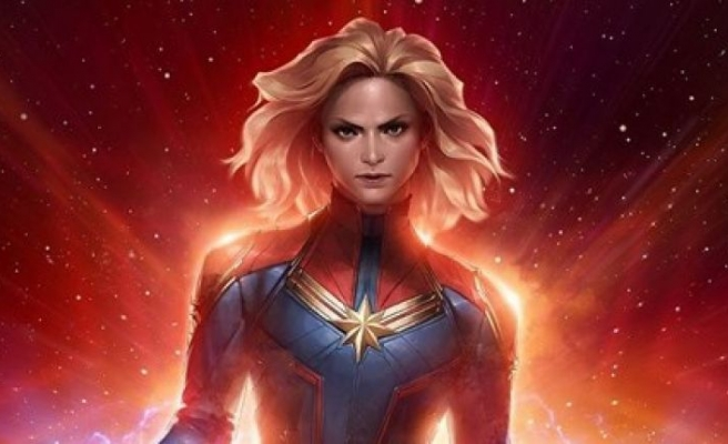 MARVEL Future Fight'a Captain Marvel katıldı!