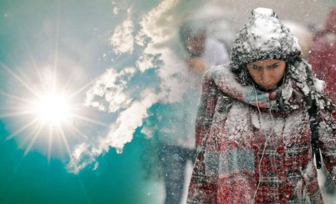 Önce yağmur ve kar! Sonra yaz…Meteoroloji'den tahminler!