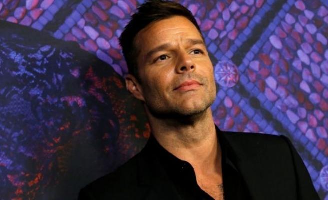 Ricky Martin'den tokat gibi sözler