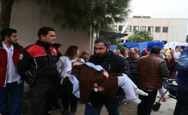 Tepecik Eğitim ve Araştırma Hastanesi'nde yaralar sarılıyor