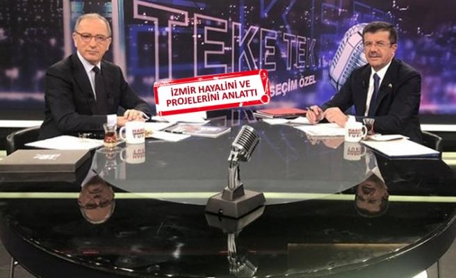 """""""Tunç bey İzmir'i bilmiyor, İzmir'in arka mahallelerine girse..."""""""