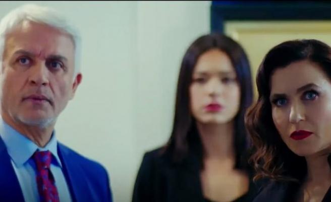 Yıldız ve Kemal otel odasında yakalanıyor!