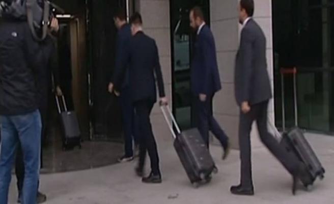 3 valiz dolusu belgeyle YSK'ye itiraz