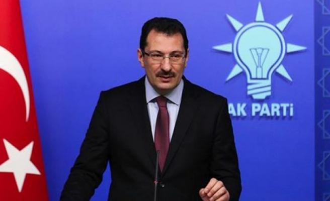 Ak Parti'den İstanbul açıklaması: Seçimin tekrarlanmasını isteyeceğiz