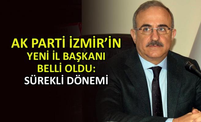 AK Parti İzmir'de Sürekli dönemi