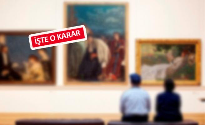 Büyükşehir'deki 'kayıp tablolar davası'nda karar!