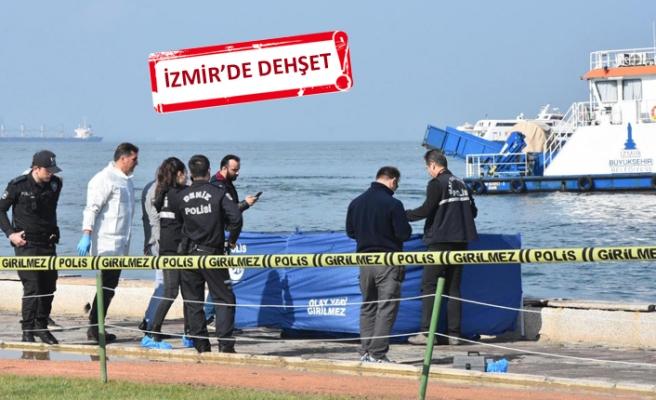 Çocuk parkı önünde kıyıya ceset vurdu