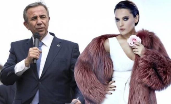 Demet Akalın ve Berna Laçin'den Mansur Yavaş'a tweet