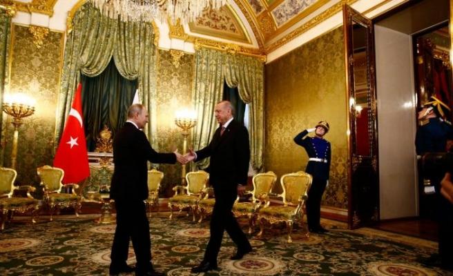 Erdoğan ve Putin'den ilk açıklama