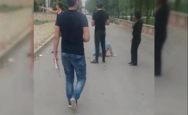 Genç kadını diri diri yakmıştı... Pes dedirten savunma