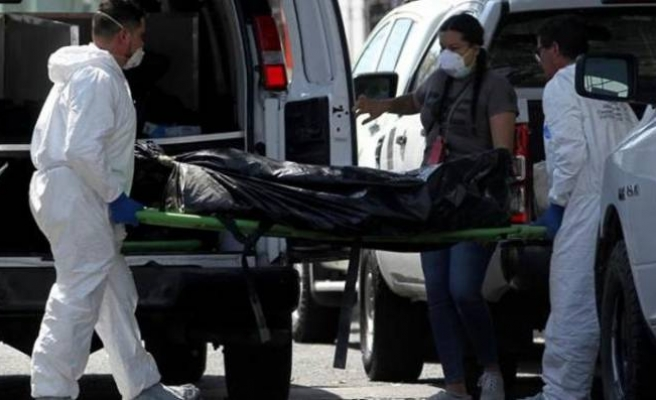 Gizli mezarlarda 45 ceset ortaya çıkarıldı