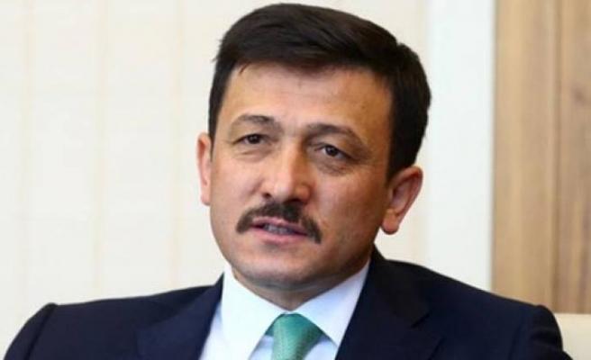 Hamza Dağ: CHP,İYİ Parti ve HDP'ye haksızlık ediyor