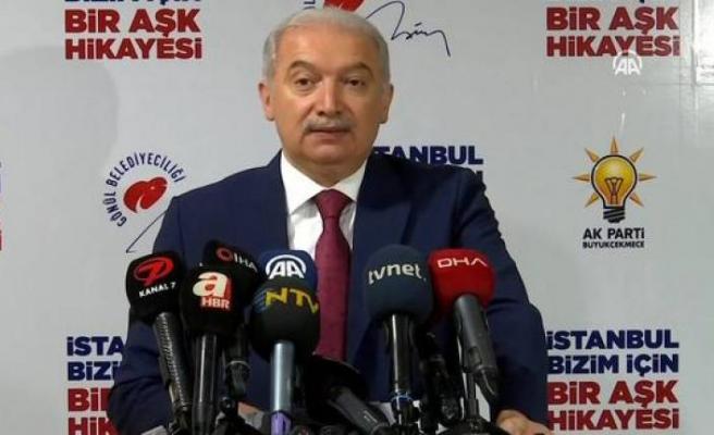 İBB Başkanı Uysal'dan Büyükçekmece açıklaması