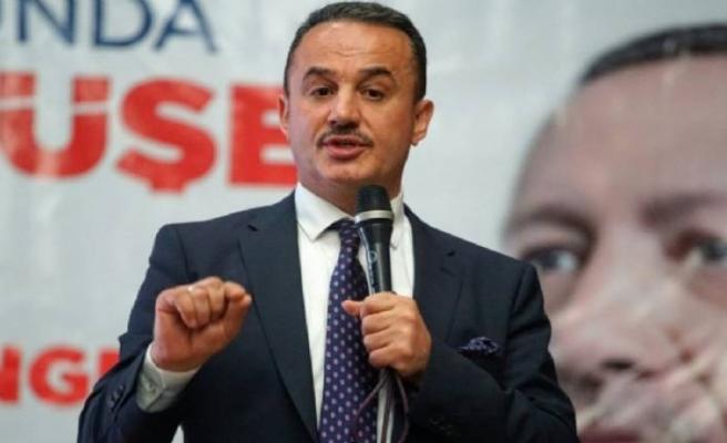 İl Başkanı Şengül istifa etti