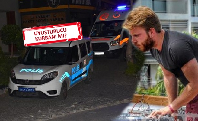 İzmir'de DJ hayatını kaybetti
