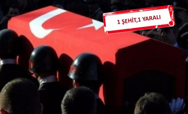İzmir'e şehit ateşi düştü!