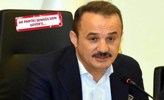 """""""İzmir halkı seni, FETÖ'cü ve PKK'lıları belediyeye doldur diye..."""""""