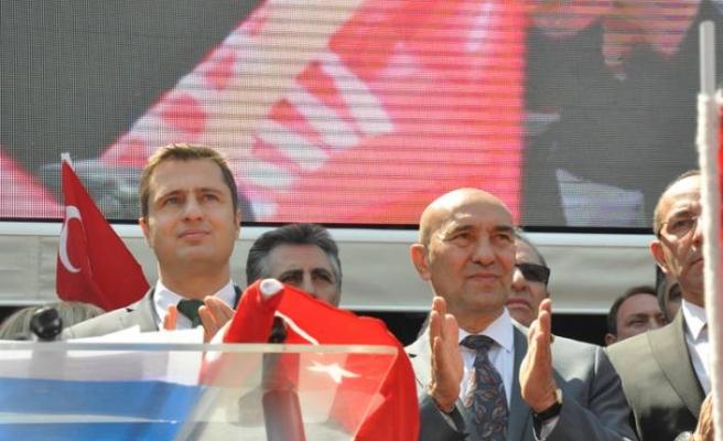 Kılıçdaroğlu'na İzmir'den büyük destek