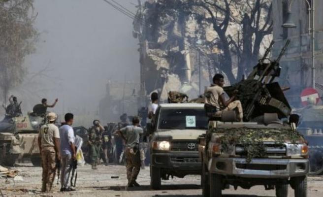 Libya'da çatışmalar yoğunlaştı! Onlarca ölü...