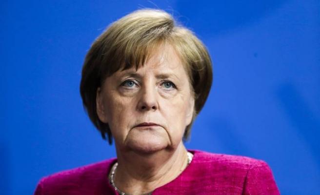 Merkel'in acı günü