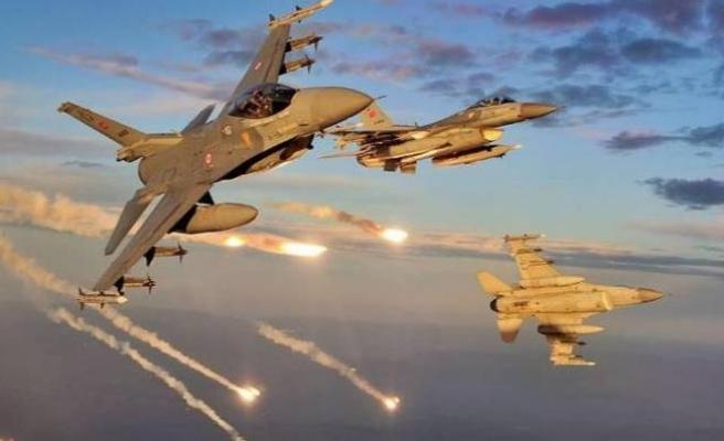 Milli Savunma Bakanlığı duyurdu: Hedefler imha edildi