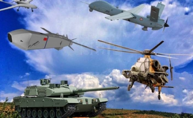 Savunma sanayii ihracatı yüzde 20 arttı!
