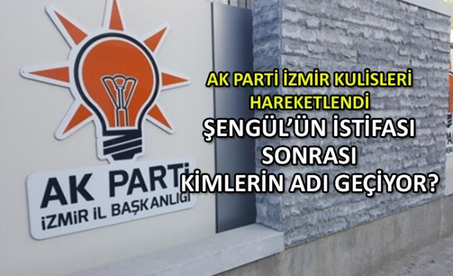 Şengül'ün istifası sonrası kimlerin ismi geçiyor