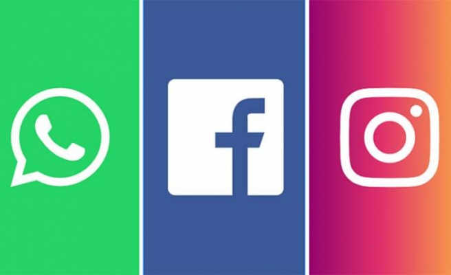 Sosyal medya ve WhatsApp çöktü mü?