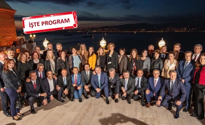 Soyer ve İzmir'in ilçe belediye başkanları Ankara yolcusu