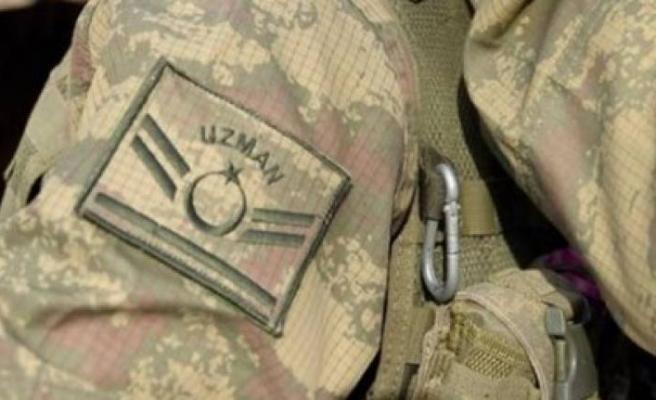 Tunceli'de bir asker kaza kurşunuyla şehit oldu!