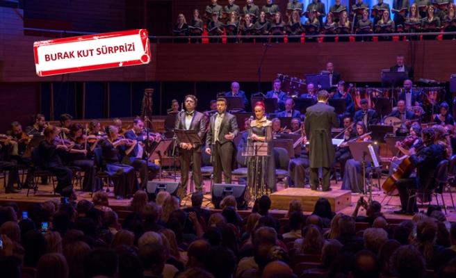 AASSM'den muhteşem veda: İlahiler Senfonisi