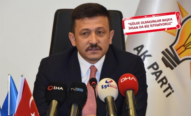 AK Parti'li Dağ'dan stat eleştirisi