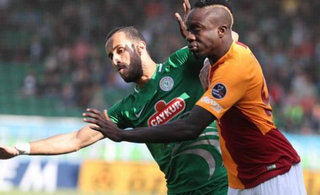 Çaykur Rizespor-Galatasaray maçı için karar!