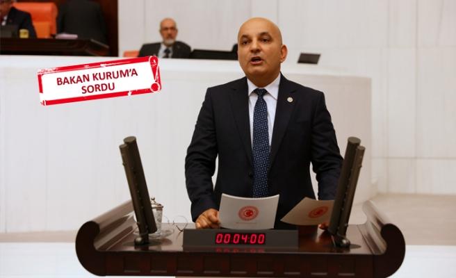 CHP'li Polat, 'havanın kalitesini' Meclis'e taşıdı