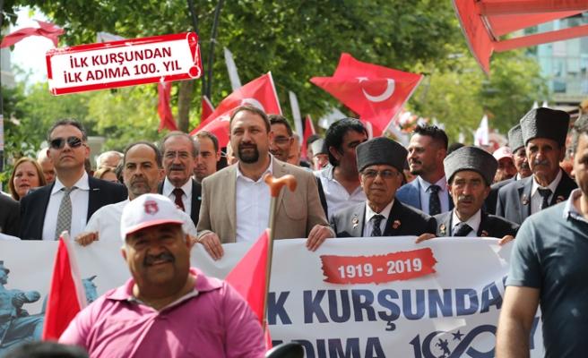 Çiğli'de coşkulu 19 Mayıs