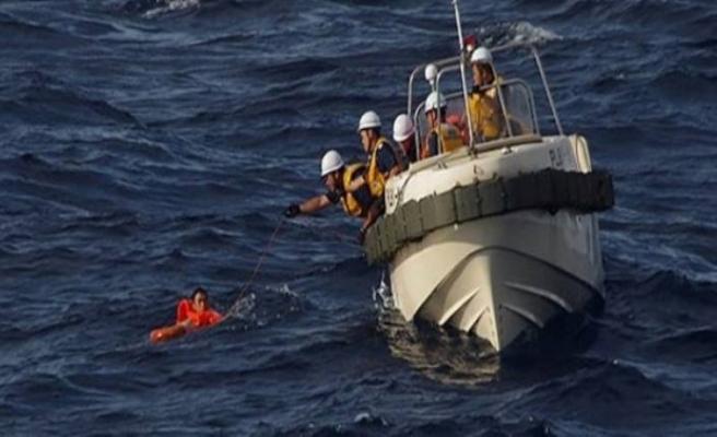 Çin'de yolcu teknesi battı: 10 ölü, 8 kayıp