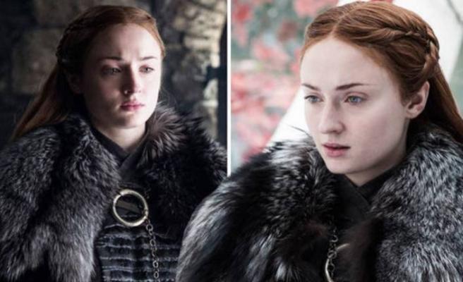 Game of Thrones'un Sansa'sından sert tepki