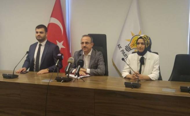 İşte AK Parti İzmir'in yeni yönetimi!