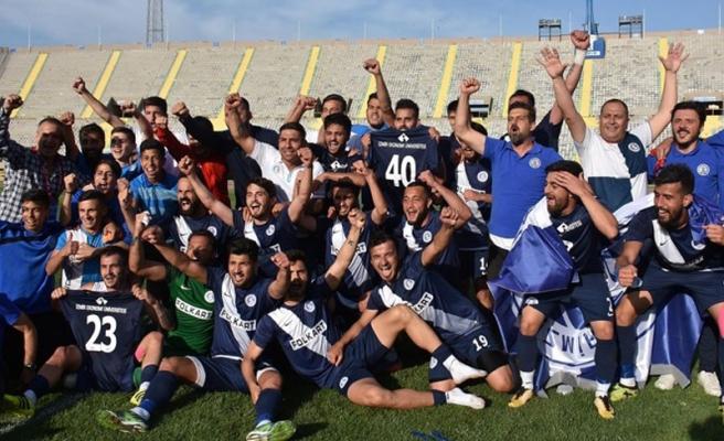 İzmirspor'da Play-Out hazırlığı