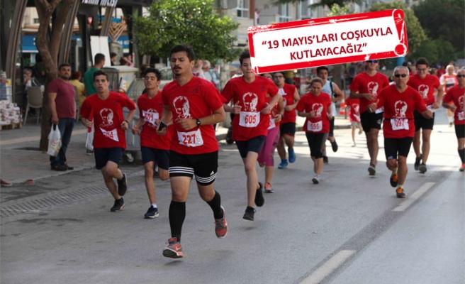 Karabağlar'da 100.yıl Bağımsızlık Koşusu!