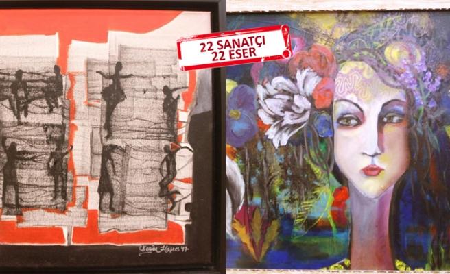 Konak'ta  'Smyrna'nın Kadınları' sanatseverleri bekliyor