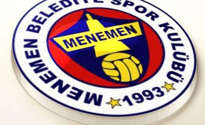 Menemen Belediyespor'da arayış başladı