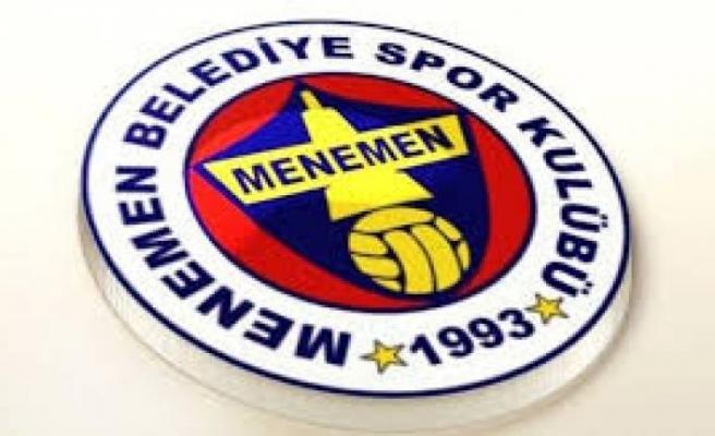 Menemen Belediyespor'da ilk aday Kırtoğlu