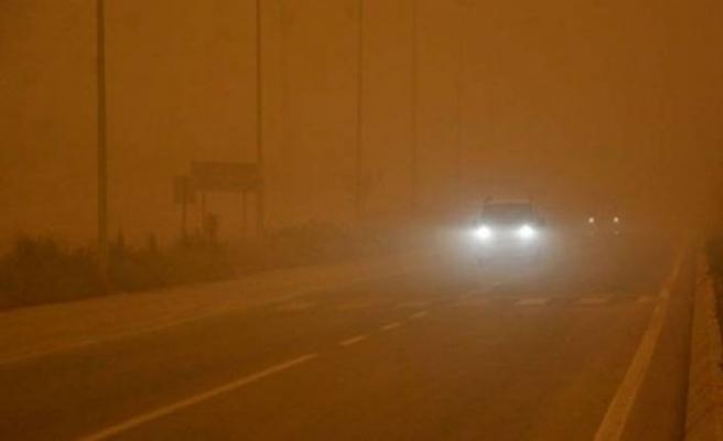 Meteorolojiden 'çamur yağacak' uyarısı