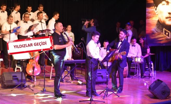 Narlıdere'de 'engelsiz' konser