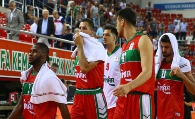 Pınar Karşıyaka'dan buruk veda