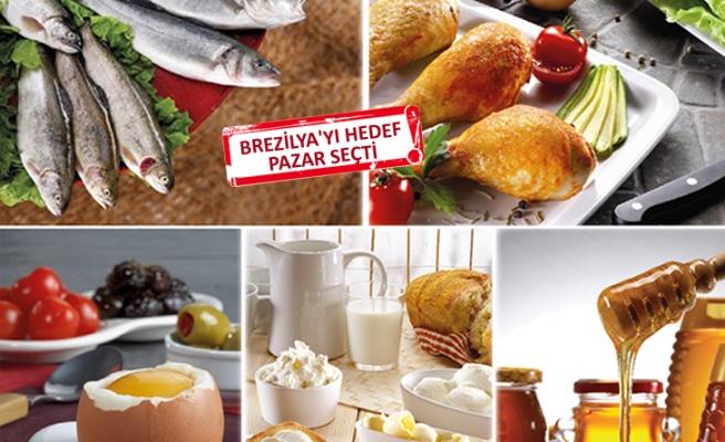 Sambacılar, Türk su ürünleri ve hayvansal mamullerini yiyecek