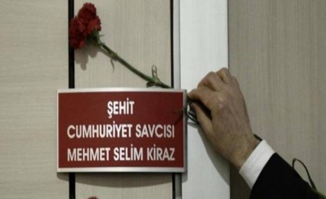 Şehit Savcı Kiraz davasında istenen cezalar belli oldu